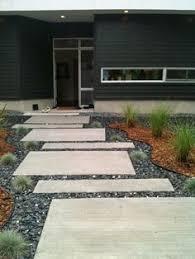 Small Picture Best 25 Modern front yard ideas on Pinterest Modern landscape