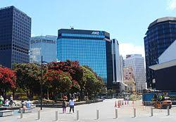 anz building at 1 victoria st in wellington anz melbourne office
