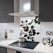Black Splashback Kitchen Glass Splashbacks For Kitchens At Mood Splashbacks