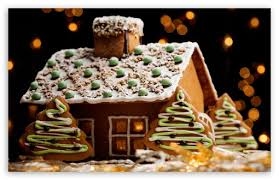 gingerbread house wallpaper. Delighful Wallpaper Download Gingerbread House HD Wallpaper Inside S