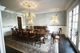 Luxury Dining Room Table Displays  In Modern Wood Dining Table - Oversized dining room tables