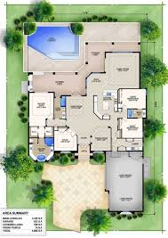 Pool house plans with garage 500 Square Foot Halorescom Pool House Floor Plans