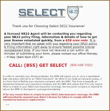 Sr22 Insurance Quotes Impressive Sr48 Insurance Quote Without Car Wonderfully Thankyousr48