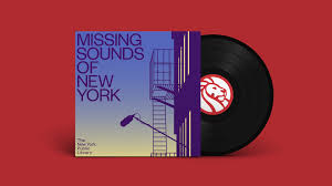 Missing Sounds of <b>New York</b>: An Auditory <b>Love</b> Letter to New ...
