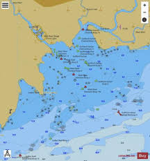 Guilford Harbor Inset Marine Chart Us12372_p2178