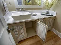 country bathroom vanities. Fancy Country Cottage Style Bathroom Vanity With Glass Cabinet Winsome Ideas Doors Vanities