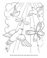 Small Picture Heaven Coloring Pages Coloring Home