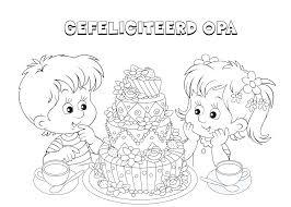 Kleurplaten Verjaardag Papa 43 Clarinsbaybloorblogspotcom