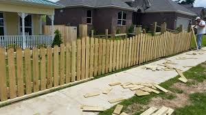 a bonus feature of installing a wooden fix is how easy it is to maintain and repair it if any damage is caused over time call benton fence company now to