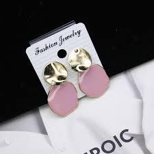 Shiny side <b>new fashion</b> brand jewery elegant Metal and bright ...
