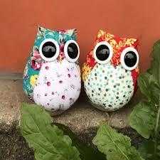 Owl Home Decor Accessories Classy Christmas Creative Cloth Cute Cartoon Owl Xmas Tree Hanging