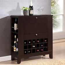 home bar cabinet.  Home Baxton Studio Dark Brown Bar Cabinet On Home T