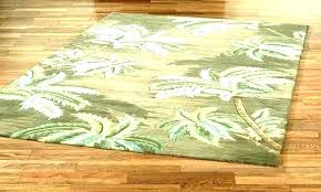 leaf design rugs palm rug pattern area e isl s outdoor
