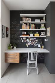 contemporary home office design. chalk painted desk nook contemporary home office by john donkin architect inc design p