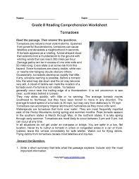 11 best Reading worksheets images on Pinterest   Comprehension ...