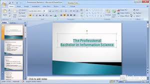 Theme For Powerpoint 2007 How To Create A Theme With Powerpoint 2007