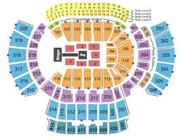 Phillips Arena Seating Map Philips Arena Seating Chart With