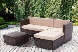 milan rattan outdoor garden furniture