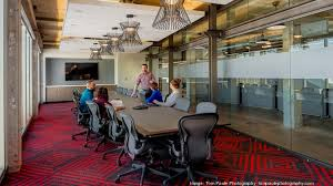 modern office space cool design. A Conference Room In The Space. Modern Office Space Cool Design L