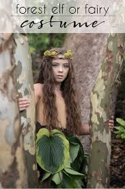 forrest fairy costume