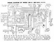 honda c cyclechaos honda c72 c77 wiring diagram