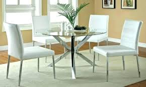 ikea round dining table set clearance angular glass top with metal base and chairs australia