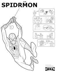Ikea Instruction Manuals Steve Downer On Twitter Hey I Made A Thing Superhero Origin
