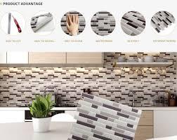 mosaic tile sticker
