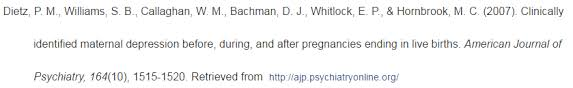 Apa Style Edition 6 D Journal Article With 6 Or More Authors Apa Citation