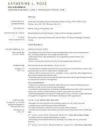 Servicenow Resume