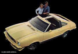 Mustang II T-Roof Convertibles   phscollectorcarworld