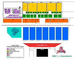 Mn State Fair Grandstand Seating Chart Pin On Seating Chart