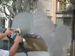 glass scratch removal