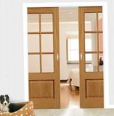 replace sliding closet doors with double doors