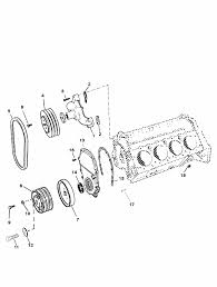 mercruiser 7 4l mpi mie lh gen vi gm 454 v 8 1996 1997 water engine section