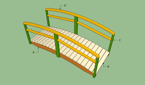 garden bridge plans howtospecialist