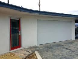 glass panel garage doors decorative new ideas