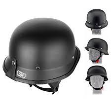 amazon com iglobalbuy dot approved german half helmet choooer