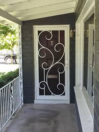 security screen doors. French Design. Security Door Scottsdale Screen Doors 4