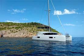 Yacht Charter Lagoon 42 'Genista II' from Ibiza / San Antonio