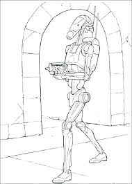 Jango Fett Coloring Page Coloring Pages Color Bros With Page Lego