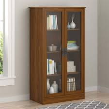 bookcases white bookshelf with doors office bookcase drawers book cabinet glass and top superb small