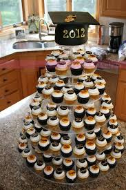 Diy Graduation Cupcake Towers