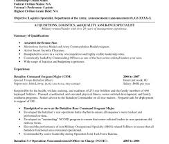 What Is A Ksa Resume Ksa Resume Samples Examples Beautiful Government Federal Example 17