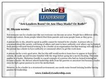 leaders essay descriptive research paper buy apa paper an undergraduate essay on leadership describing the qualities and characteristics of a good leader and models of leadership the ideas that inform much of