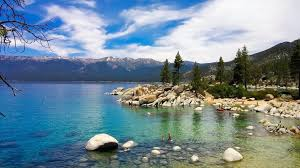 lake tahoe with kids in the summer