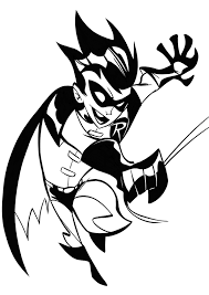 Small Picture Batman Batarang Coloring Pages Coloring Pages
