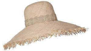 0616 Best Summer Beach Hats: LD Carey The Anya Straw Hat Sun Hats for - Coastal Living