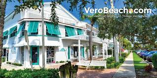 view of building with several s on ocean drive in vero beach florida