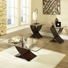 Steve Silver Furniture Cafe 3 Piece Coffee Table Set (Image 10 Of 10)
